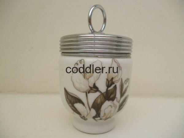 Кодлер RW-UNK43 (White Flowers)