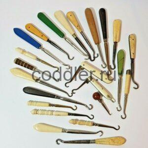 Крючки для кодлеров